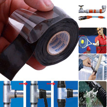 Pipe Repair Tape Waterproof Sealing Rubber Universal Tube Bonding Rescue Self-adhesive Wire Hose Strong Silicone Film Tapes Tool