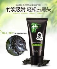 NEW Bamboo Black Mask Acne Treatment Blackhead Remover Peel Off Black Head Anti Acne Charcoal Face Mask Skin Care очищающая маска пленка с углем farmstay charcoal black head peel off mask pack 100гр