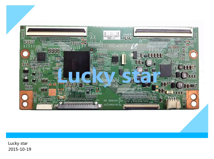 все цены на 100% tested good working High-quality for original 98% new for 3D LTY460HJ05 LTY550HJ03 EDL_4LV0.3 logic board онлайн