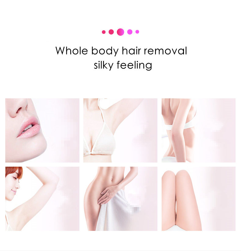 IPL laser Hair Removal Machine for Permanent Body Hair Removal with 1800000 Flashes 22