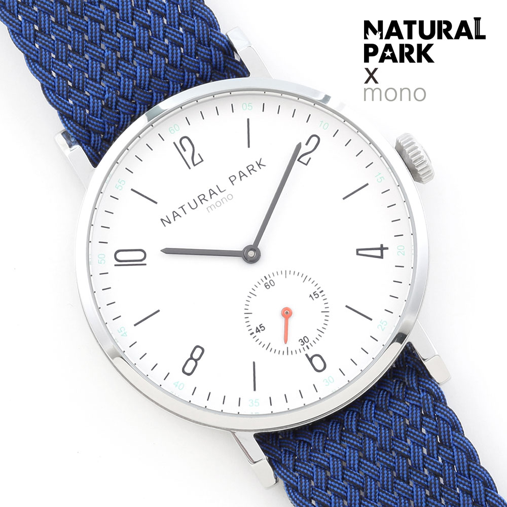 일본 석영 movemen 블루 나일론 스트랩 간단한 남자 시계 패션 명품 시계 자연 공원 유명 브랜드 시계 relogio masculino-에서수정 시계부터 시계 의  그룹 1