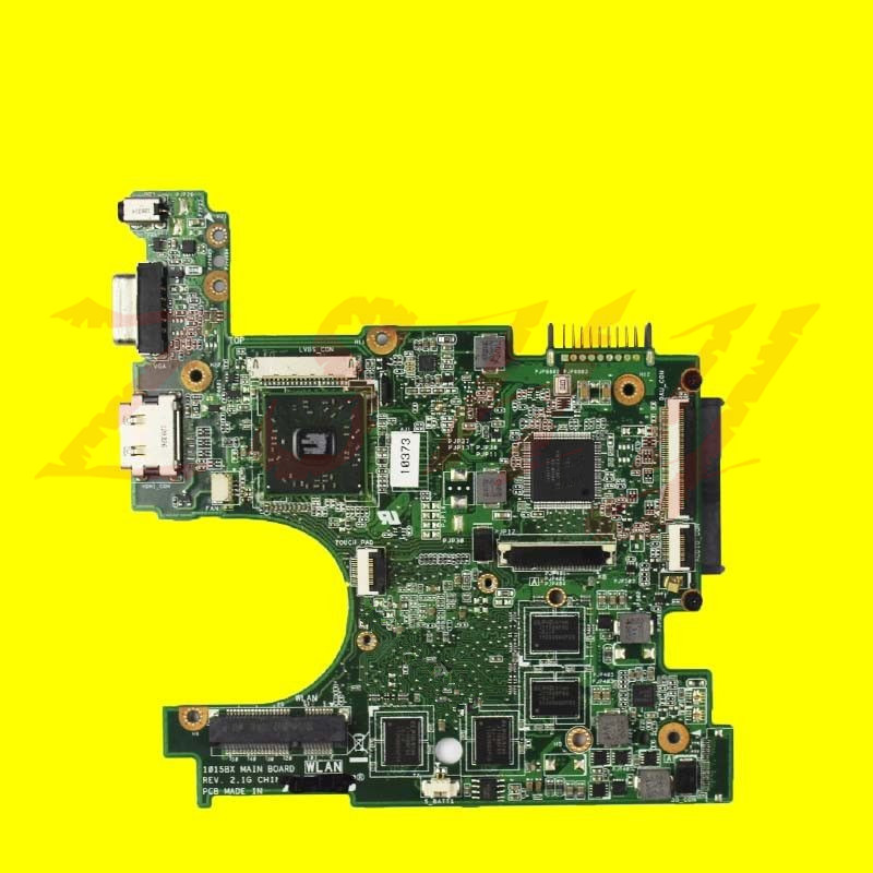 For ASUS 1015BX laptop motherboard DDR3 Free Shipping 100% test ok free shipping 1015bx mainboard rev2 1g for asus eee pc 1015bx laptop motherboard 100% tested working fully tested