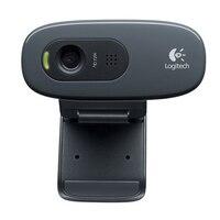 החדש Logitech C310 HD Webcam תמונות 5MP HD 720 P מצלמה מיקרופון מובנה