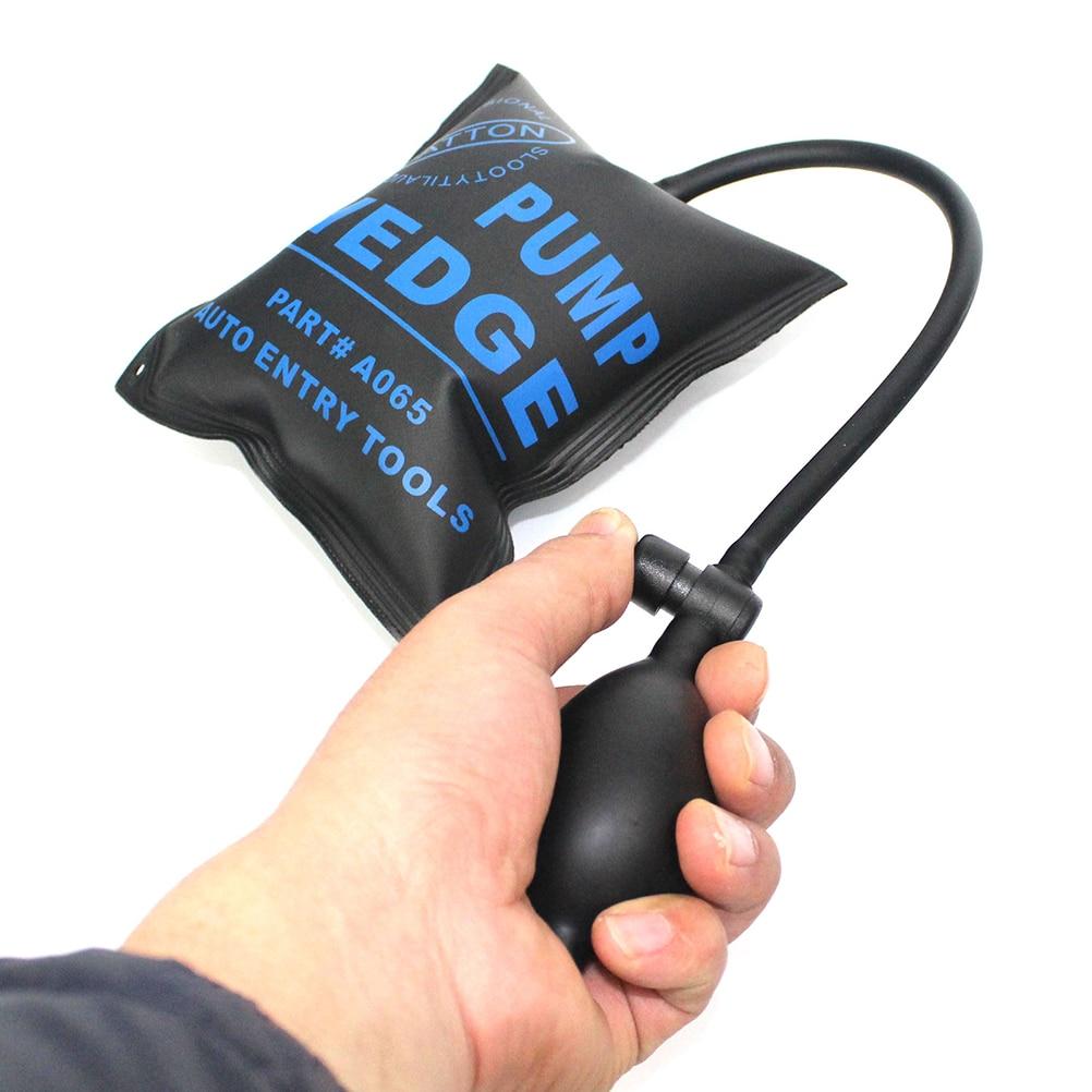 Supply 2pcs Air Bag Pump Wedge Inflatable Automotiv Car Entry Shim Windows Home Door Tool Automobiles & Motorcycles Tire Repair Tools