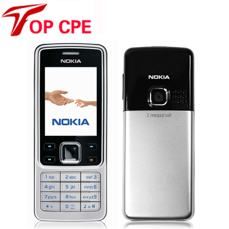Refurbished Original Unlocked Nokia 6300 5MP GSM Support Russian Arabic Keyboard Mobile Phone Tri Band Multi