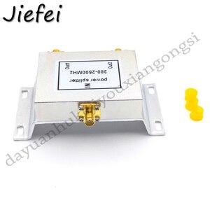 Image 2 - Séparateur dalimentation Micro bande Wifi 380 2500MHz, 1 pièce, répartiteur dantenne sans fil, connecteur SMA