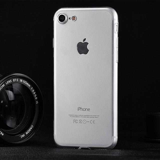 Transparent Case for iPhone 6 6s Plus 7 7 Plus 6 6s Plus