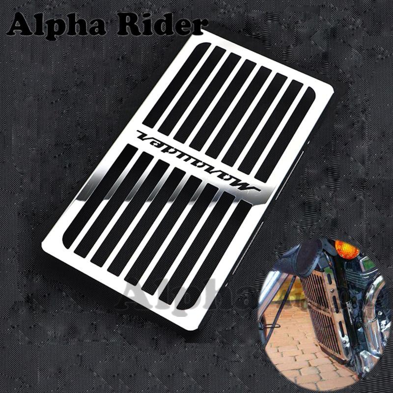 97 03 VZ 800 Motorcycle Radiator Guard Cover Grille Radiator Protector For SUZUKI Marauder VZ800 1997