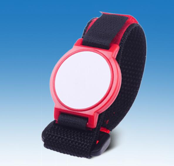 500pcs/Lot 13.56Mhz or 125KHz RFID Bracelet Wristband Proximity Nylon NFC Smart Watch Type for Access Control-in Access Control Cards from Security & Protection    1