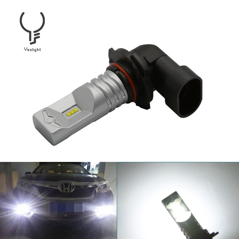 2pcs Car LED Light 80W 9005 9006 CSP Led Bulbs Auto Lamps Daytime Running Lights Fog Lamp Bulb HB3 HB4 Headlight Car Styling 2pcs h3 fog light car daytime driving running bulbs replacement 80w 6000k bright led headlights bulb lamps auto parts