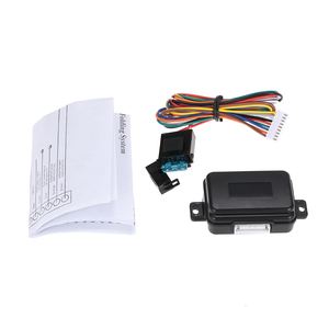 Image 5 - Sistema de dobramento do espelho retrovisor lateral do carro inteligente automático