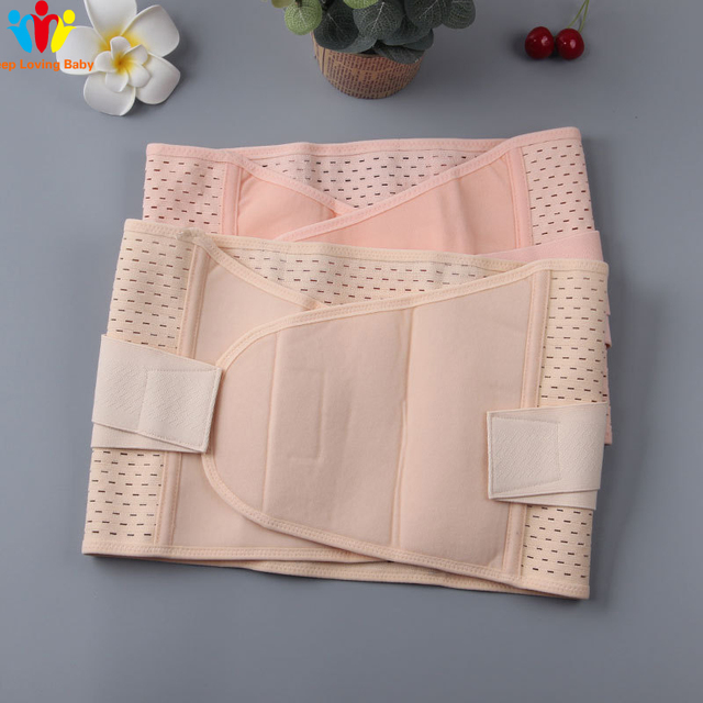 Postpartum bandage girdle After Pregnancy Abdomen Belt Postpartum Belly Band for Pregnant Women Shape Wear