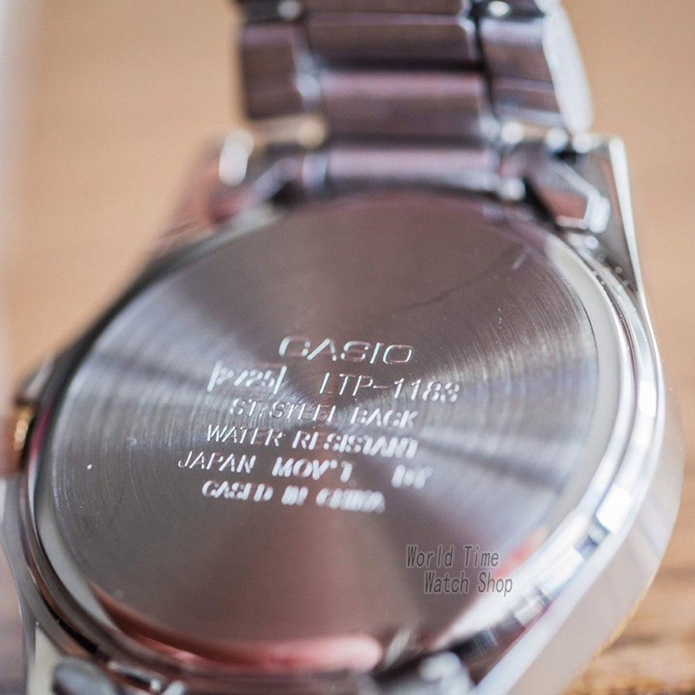 Image 3 - Casio watch women watches top brand luxury set Waterproof Quartz  watch women ladies Gifts Clock Sport watch reloj mujer  relogiopointerpointer watch