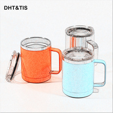 12OZ 350ml 304 Cups Juice Beer Glass Outdoor Drinking Mug Coffee travel mug Whiskey cup shot glass can you swig it?