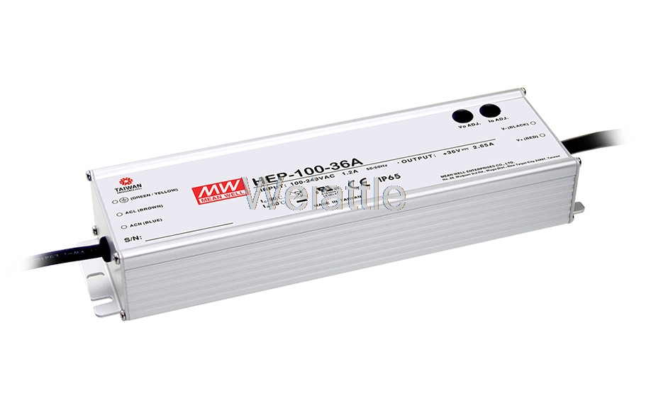 MEAN WELL original HEP-100-15A 15V 6.67A meanwell HEP-100 15V 100.05W Single Output Switching Power Supply mean well original hep 100 24 24v 4a meanwell hep 100 24v 96w single output switching power supply
