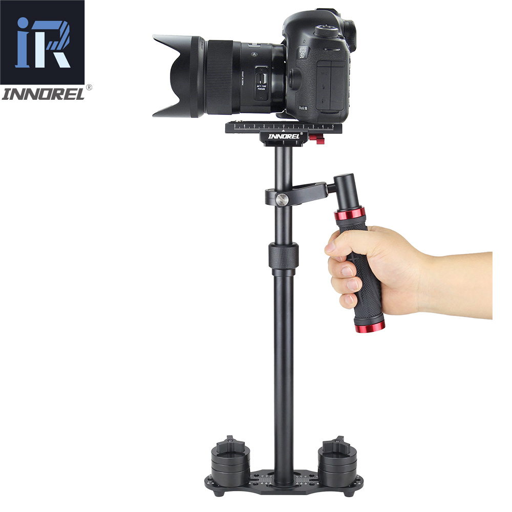 SP70 de poche steadicam DSLR stabilisateur de caméra vidéo steadycam caméscope cam steady Glidecam cinéma Mieux que S60 S60 + - 2