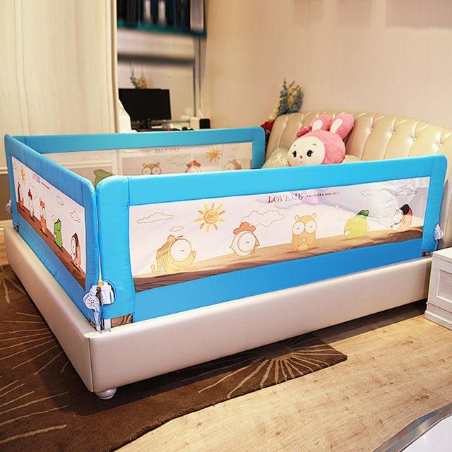 Tienda Online CH bebé 64 cm altura bebé barandilla de la cama marco ...