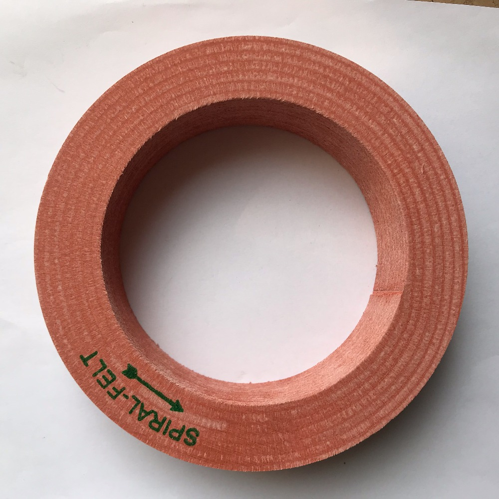 Active Felt Wheel 150*105*35mm High Quality Glass Polishing Wheel With Cerium Oxide Catalogues Will Be Sent Upon Request Back To Search Resultstools