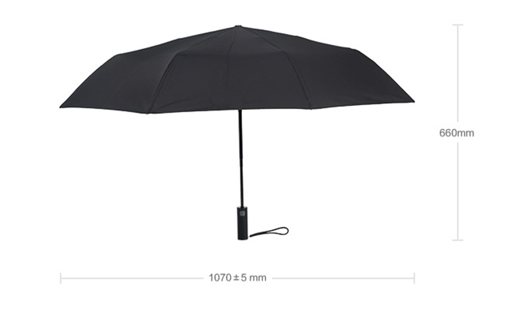 Xiaomi-Mijia UV-Protect Automatic 3-Fold-Umbrella