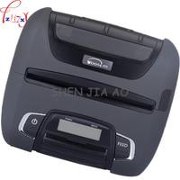 Мини Портативный 110 мм Термопринтер Bluetooth принтер чековый принтер термопринтер WSP-I450 1 шт.