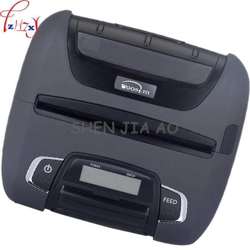 Mini imprimante thermique Portable 110mm imprimante Bluetooth imprimante à reçu imprimante thermique WSP-I450 1 pc