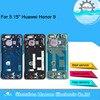 """M & Sen 5.15 """"dla Huawei Honor 9 Honor9 rama przednia rama/środkowa obudowa z bocznymi kluczami dla Huawei Honor 9 środkowa rama"""