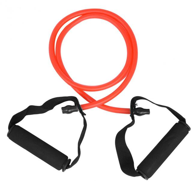 Pull Rope Fitness Exercises   Resistance Bands   Latex Tubes Pedal Excerciser Body Training