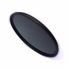 On sale 58mm ND1000 Optical Neutral Density ND Filter for Camera nd Filter for telescopes 58 nd Filter