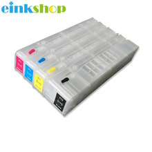 einkshop Empty Refillable Cartridge For hp 972 973 974 975 XL With Chip For HP Officejet Pro 352dw 377dw 352dw 377dw 477dn 477dw free shipping 6pcs for hp363 empty refillable cartridge with chip for hp d7300 d7100 d6100 c7100 c6100 c5100 8200 3100