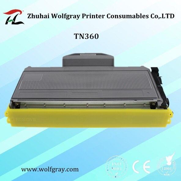 Brother tonik kartuşu üçün uyğun TN-360 TN360 TN2125 TN-2125 - Ofis elektronikası - Fotoqrafiya 2
