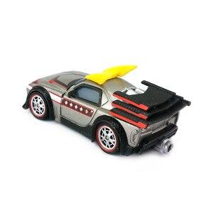 Image 3 - 디즈니 Pixar Cars 도쿄 메이터 툰 카부토 메탈 다이 캐스트 장난감 자동차 1:55 느슨한 브랜드의 새로운 상품 & 무료 배송