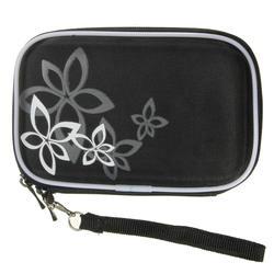 Лидер продаж истиранию жесткий диск Портативный диск молния чехол сумка Противоударный царапинам 2,5 ''HDD Сумка Черный