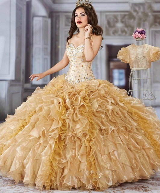 Yellow-2016-Quinceanera-Dresses-With-Jacket-Formal-Ball-Gown-Plus-Size-Sweet-16-Year-Princess-Dresses.jpg_640x640