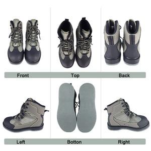 Image 3 - Оригинальный JEERKOOL для ловли нахлыстом, фетровая подошва и поясные брюки, водонепроницаемый охотничий костюм, комбинезон, ботинки для восхождения