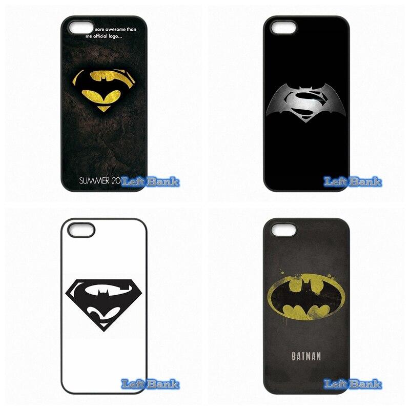 Batman vs Superman Logo Phone Cases Cover For HTC One M10 For Microsoft Nokia Lumia 540 550 640 950 X2 XL