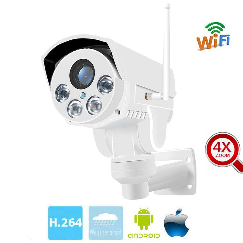 MSeeAD 960P outdoor IP Camera 4X Zoom WiFi Security Camera PTZ CCTV Cam Motion Detection Waterproof Onvif Built-in 32G cameraMSeeAD 960P outdoor IP Camera 4X Zoom WiFi Security Camera PTZ CCTV Cam Motion Detection Waterproof Onvif Built-in 32G camera