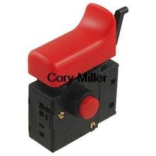 Electric Drill Hammer Speed Control AC Trigger Switch 250V 6A for Bosch