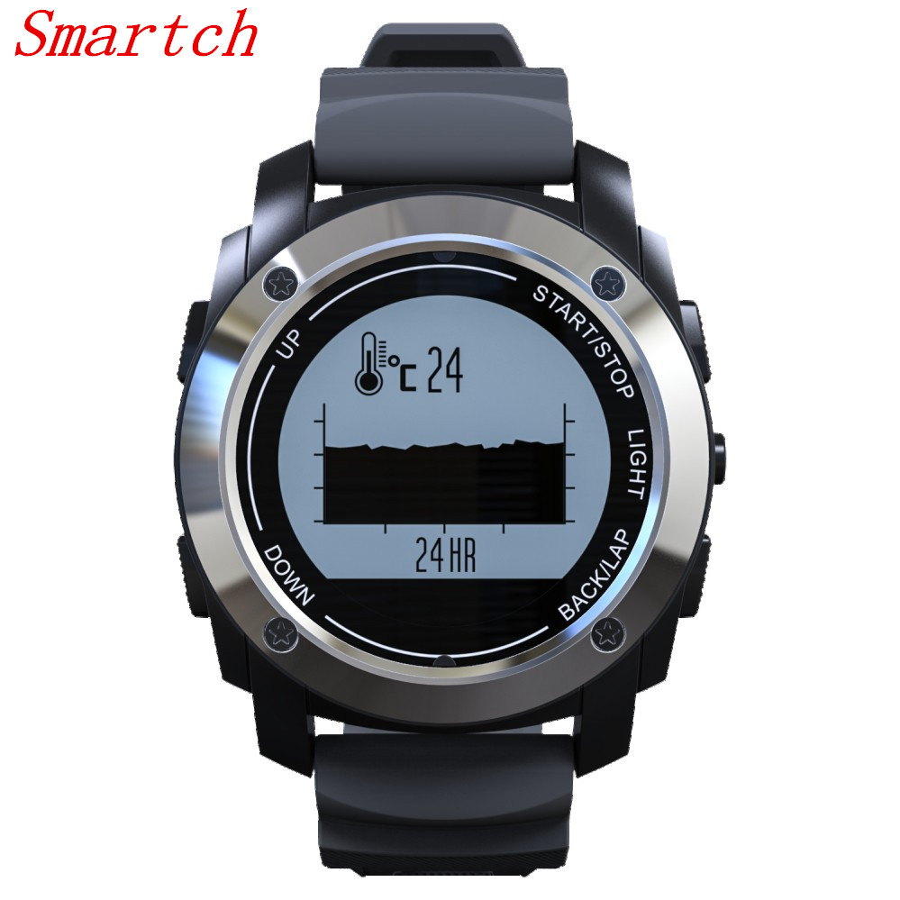 Smartch Sports Smart Watch S928 Support G-sensor GPS Smart Notification Sport Mode Wristwatch for Android Apple IOS Phones mpow d6 smart bracelet for ios android phones