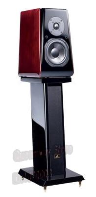 Queenway Aurum Cantus melodious 1 two-way two-unit rear inverted bookshelf speaker Deluxe version ADT32F dome tweeter+AC165/DC50 aurum cantus leisure 2 5 3 4 inch 2 way 2 driver bookshelf speaker g2 aluminum ribbon tweeter pair