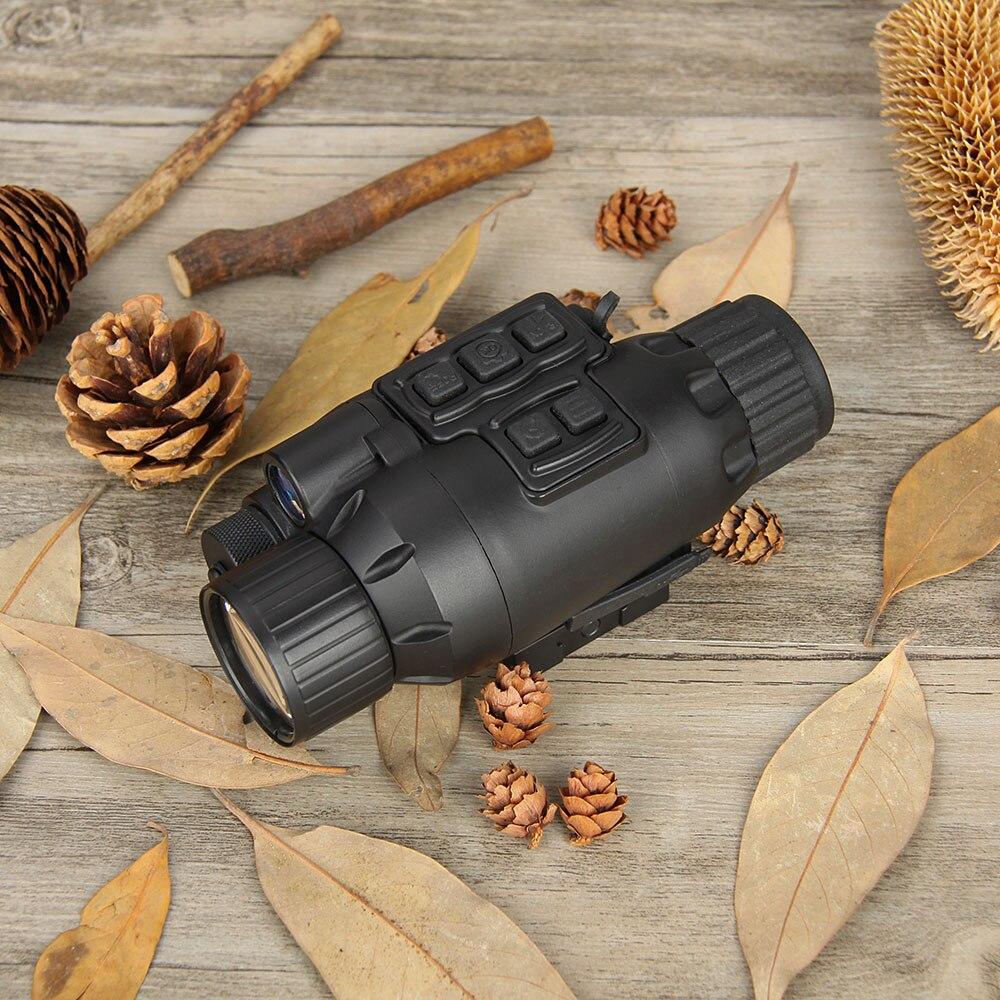 KHSY 170 p Digital multifuncional visión nocturna con infrarrojos IR luz para la caza gs27-0021
