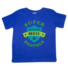 Inktastic Super Amazing Big Brother(China)