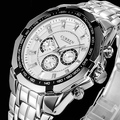 2017 New Watches Men Top Luxury Brand Hot Design Military Sports Wrist watches Men Digital Quartz Men Full Steel Watch