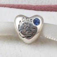 Zmzy 100% 925 sterling silber charms es ist ein junge perlen für pandora original chrams armband
