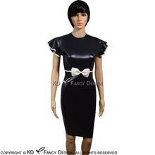 e9b4e77386 Wyprzedaż latex white dress Galeria - Kupuj w niskich cenach latex white  dress Zestawy na Aliexpress.com