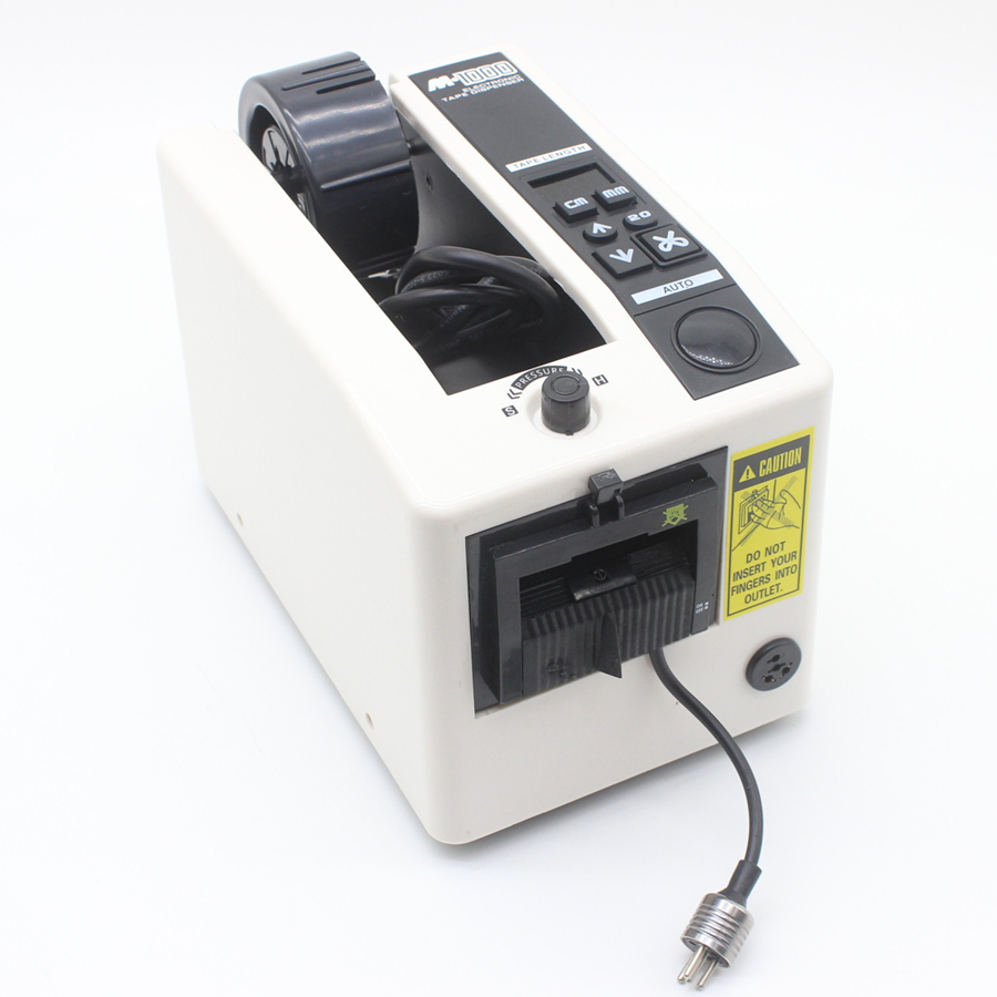 Aliexpress wholesale  Automatic Tape Dispenser High quality 220V Eu 110V US Plug  M-1000 Auto Tape Cutter high quality ac 220v 110v m 1000 tape dispenser automatic tape cutter auto tape dispensing machine