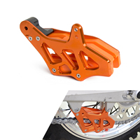 Chain Guide Guard Protector For KTM 125 250 350 450 SX SXF EXC EXCF 690 ENDURO
