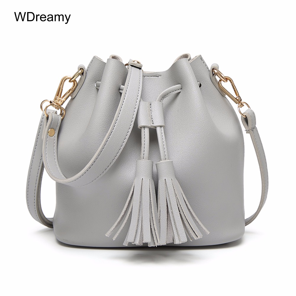 WDreamy tassel women messenger bag casually package One shoulder hand bags