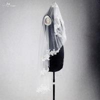 RSV37 Cheap Short Veil