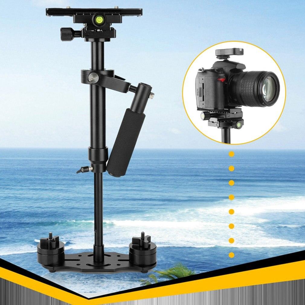 Stabilisateur de poche S40 S60 S80 resolycam évolutif en Fiber de carbone Steadicam pour Canon Nikon appareil photo reflex numérique Sony caméscope Compact