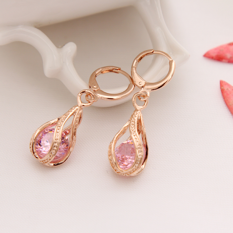 Beautiful Summer Drop Earring Special Spiral Design Pendant Accessory For Whole Jewelry In Earrings From Accessories On